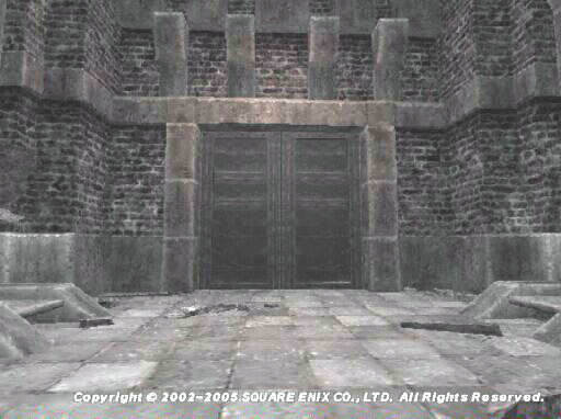 Banishing Gate