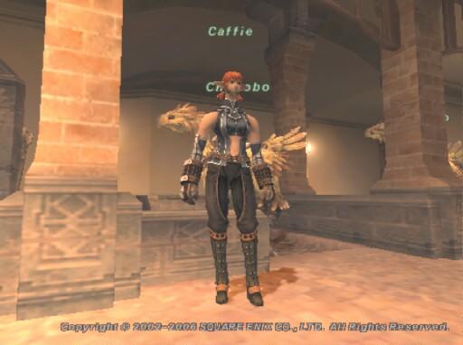 Caffie