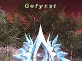 Gefyrst
