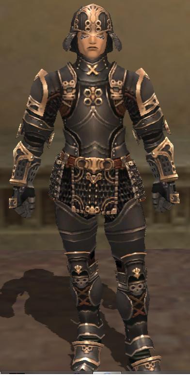 Bestia Armor Set