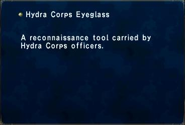 Hydra Corps Eyeglass