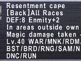 Resentment Cape