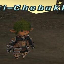 Trust: Makki-Chebukki