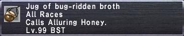 Bug-Ridden Broth