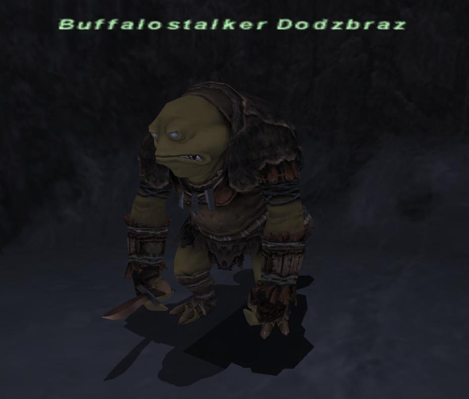 Buffalostalker Dodzbraz
