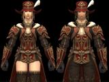 Estoqueur's Armor Set