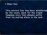 Ebon Key