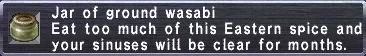 Ground Wasabi