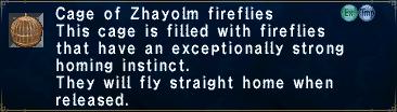 Zhayolm Fireflies