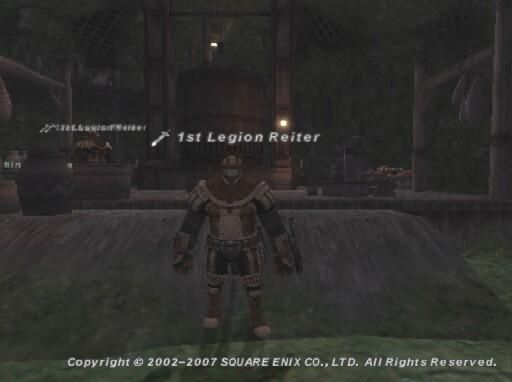 1st Legion Reiter