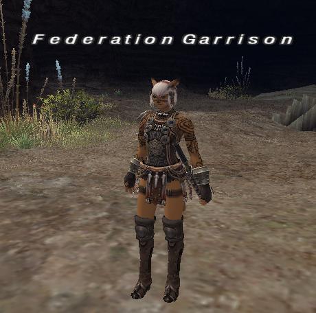 Federation Garrison