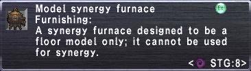 Model Synergy Furnace