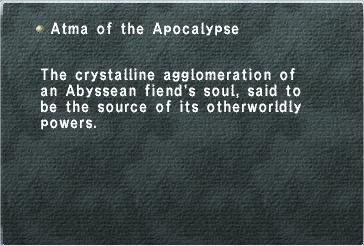 Atma of the Apocalypse