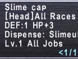 Slime Cap