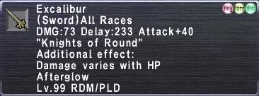 Excalibur (99-2)