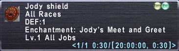 Jody Shield