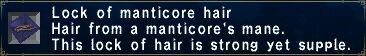 Manticore Hair