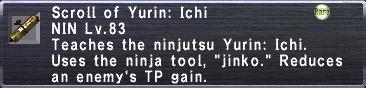 Yurin: Ichi