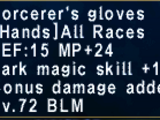 Sorcerer's Gloves