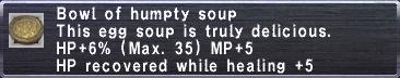 Humpty Soup