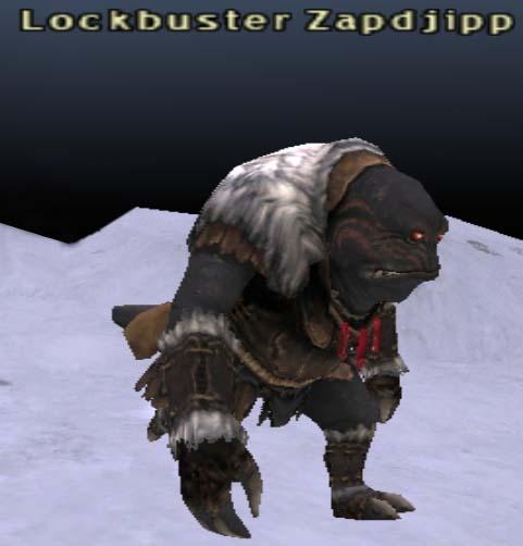 Lockbuster Zapdjipp