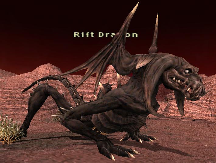 Rift Dragon