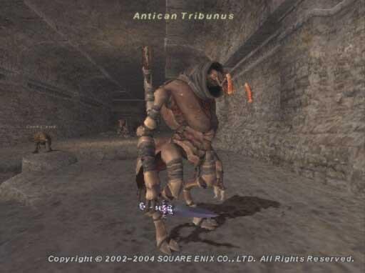 Antican Tribunus
