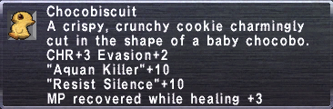 Chocobiscuit