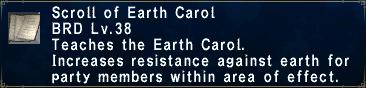 Earth Carol