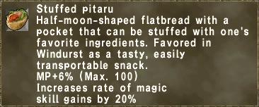 Stuffed Pitaru