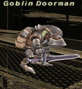 Goblin Doorman