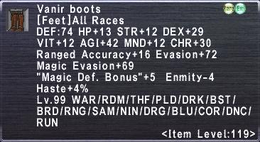Vanir Boots