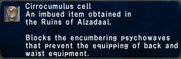 Cirrocumulus Cell