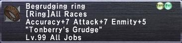 Begrudging Ring