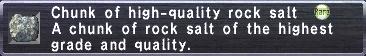 High-Quality Rock Salt