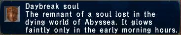 Daybreak Soul