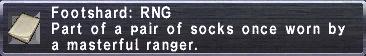 Footshard: RNG