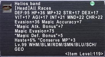 Helios Band