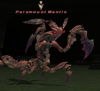 Paramount Mantis