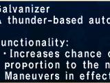 Galvanizer