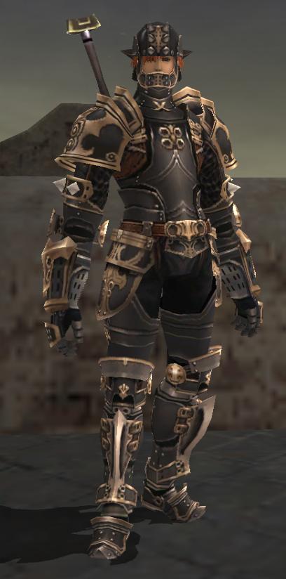 Bellicus Armor Set