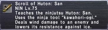Huton: San