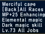 Merciful Cape