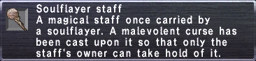Soulflayer Staff