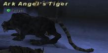 Ark Angel's Tiger
