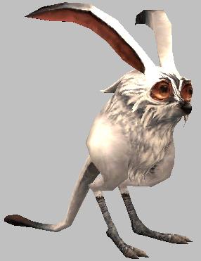 Alabaster Rabbit (MON)