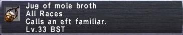 Mole Broth
