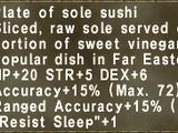 Sole Sushi