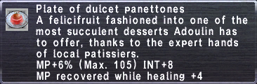 Dulcet Panettones
