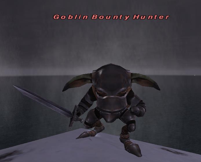 Goblin Bounty Hunter